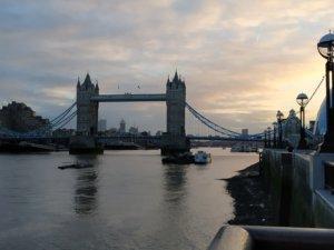 studium v londýně