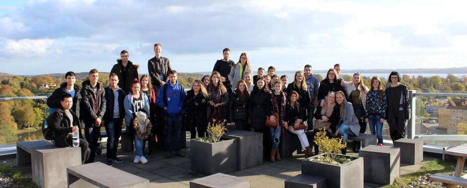 Jesenna skola v Dansku so Scandinavian study